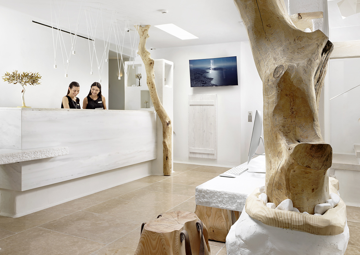 Lighting keys for hotels corporate headquarters or public for Top design hotels mykonos
