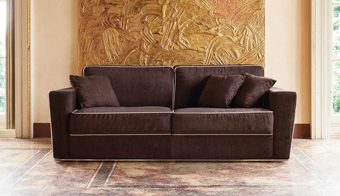 Tendencias de muebles Otoño – Invierno: sofás y sofás cama de Milano ...