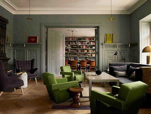 Interior Designers Soho House