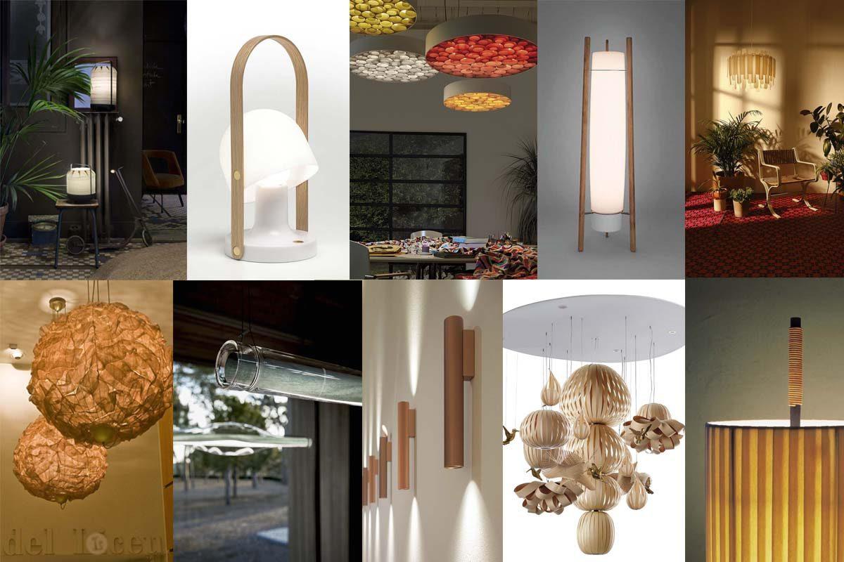 Diez iconos de la iluminación diseñados por mujeres