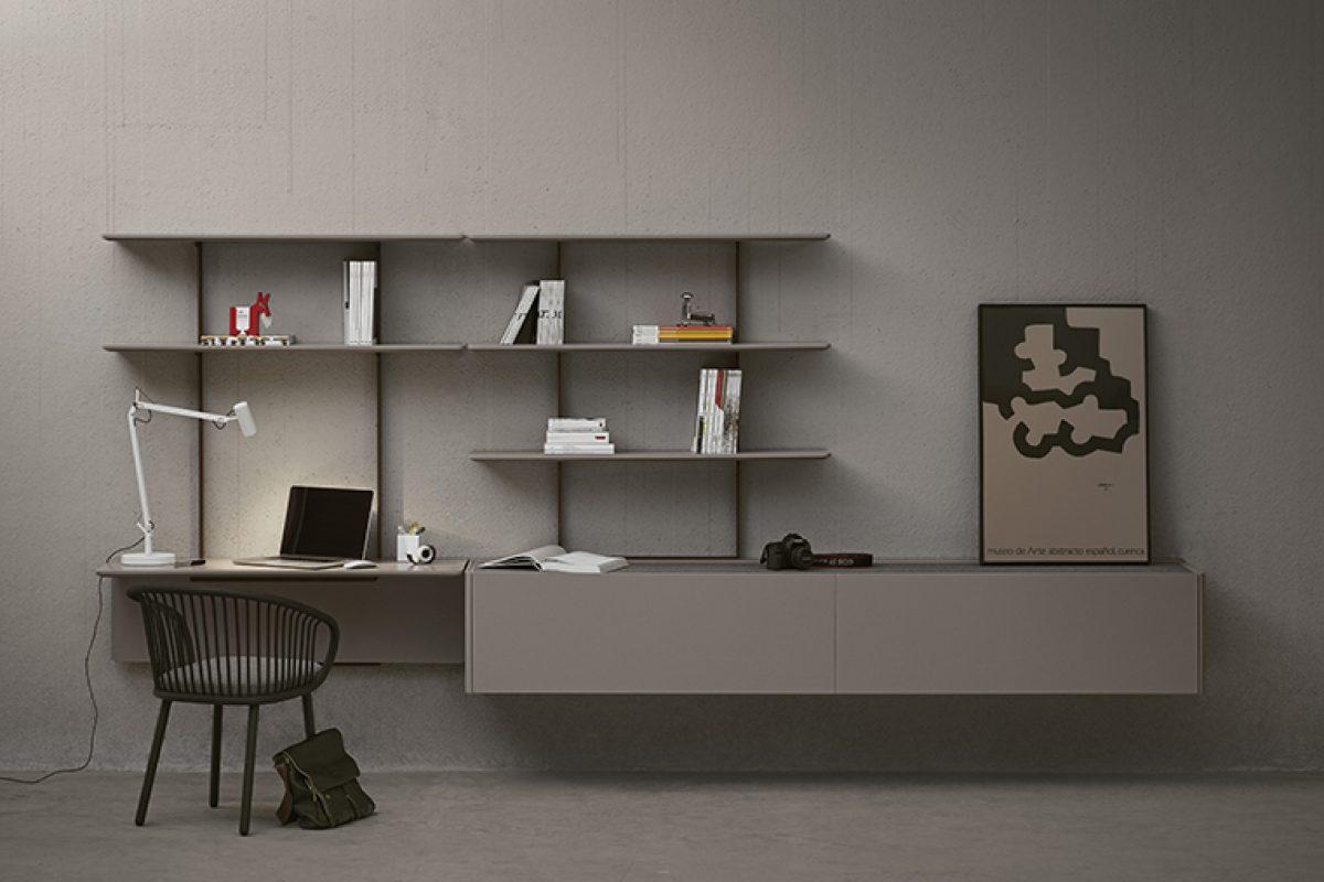 Expormim presenta el escritorio modular Team, la versatilidad para entornos office diseñada por Mario Ruiz