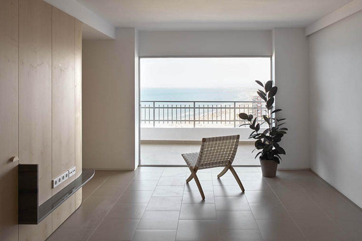 Horma diseña la Casa FM, reformar un apartamento para convertirlo en un refugio de desconexión, reflexión y descanso