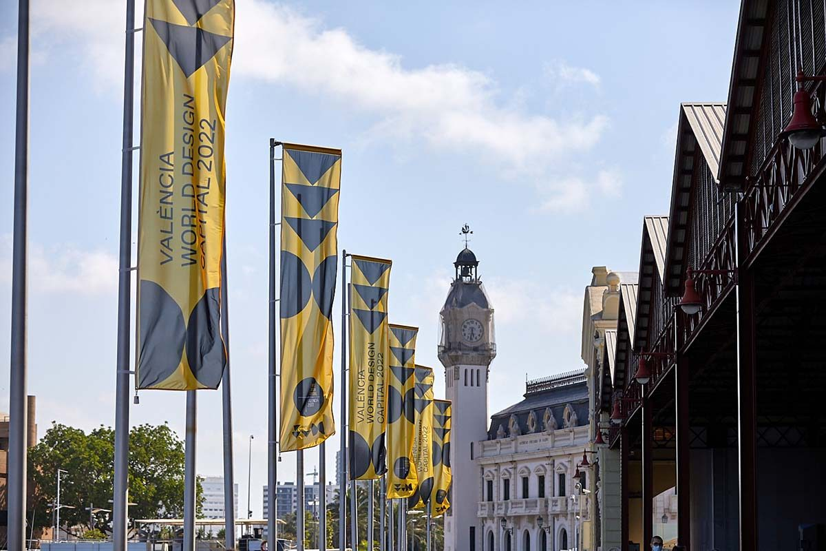 Valencia, capital del diseño 2022, aterriza en Madrid Design Festival