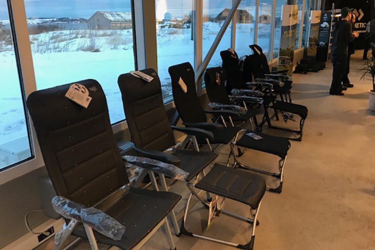 Crespo triunfa en Noruega con sus novedades 2019 en mobiliario para camping y caravaning