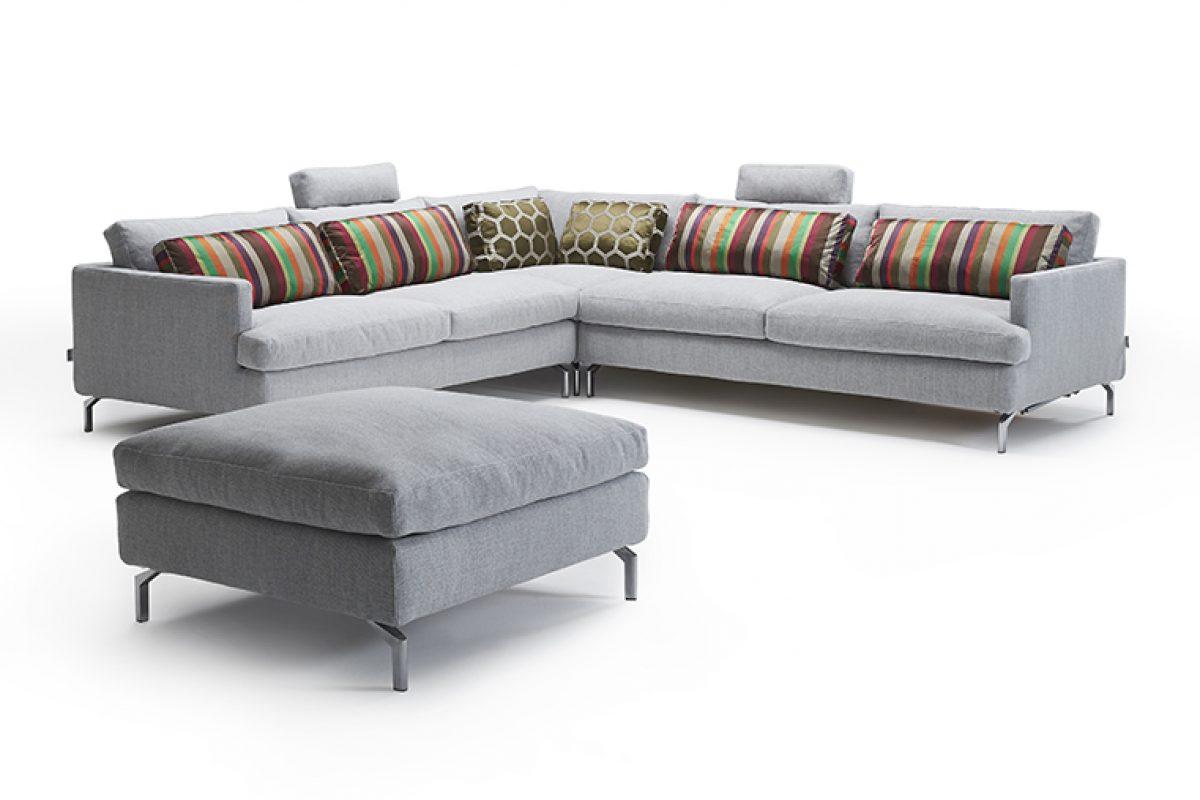 Dave, el sofá cama de Milano Bedding basado en el equilibrio, la estética y la funcionalidad