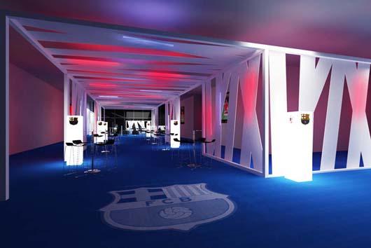 Beandme desarrolla los espacios de la Copa SM el Rey de Fútbol