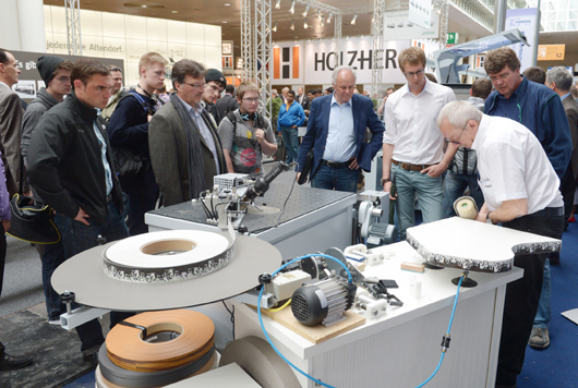 ... german woodworking machinery manufacturers association sized up ligna