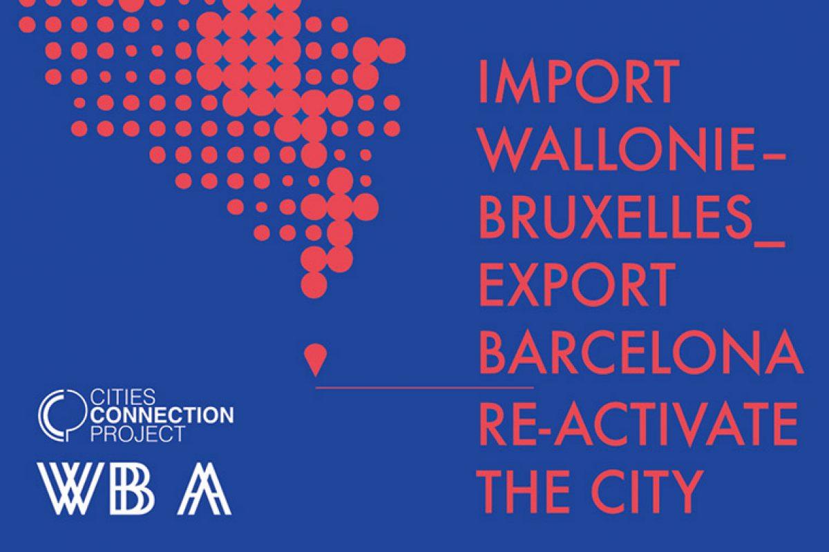 La arquitectura pública de Barcelona y Bruselas muestra cómo reactivar las ciudades en una exposición conjunta
