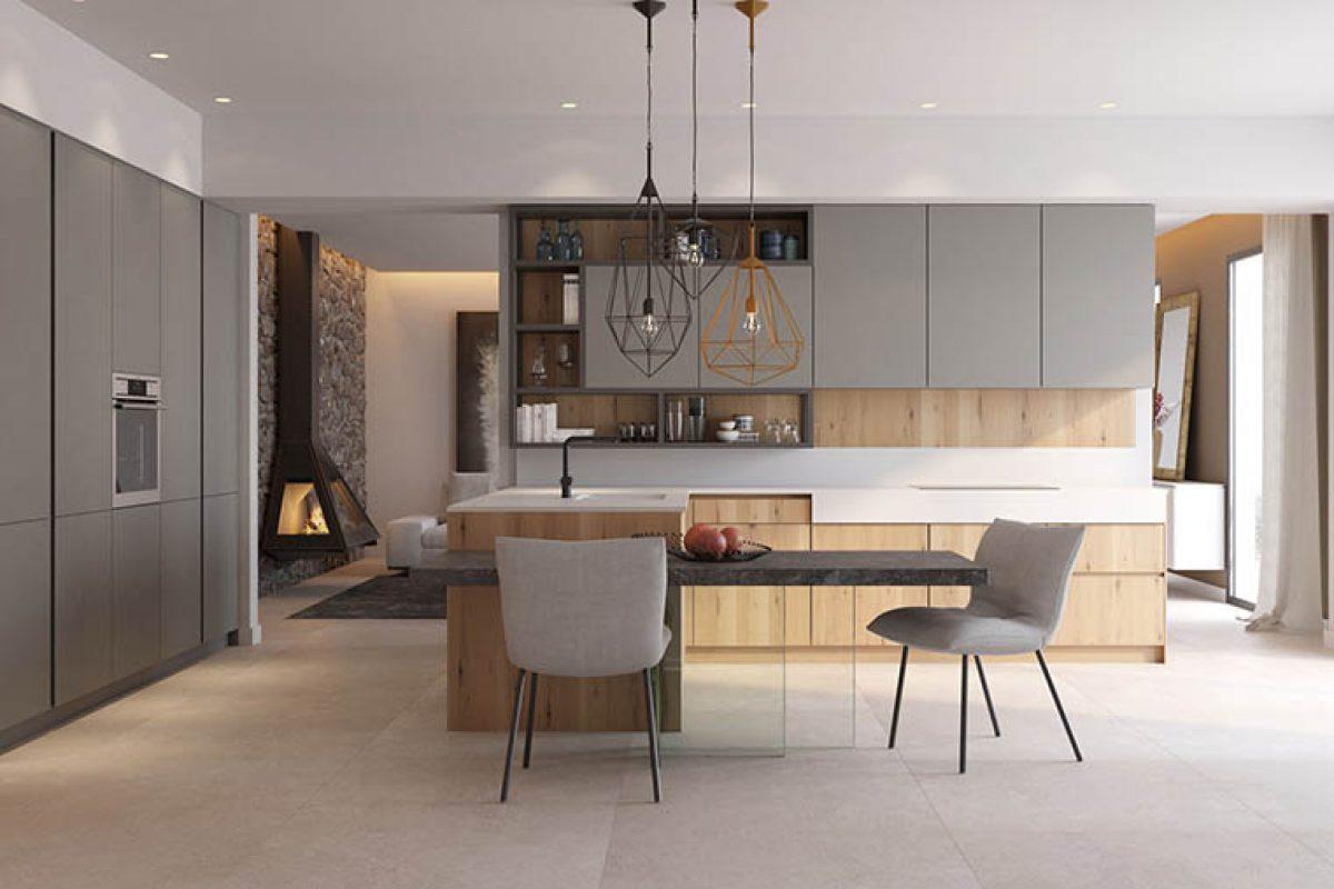 Una explosión de colores en tu cocina: claves para combinar distintos colores con estilo y originalidad