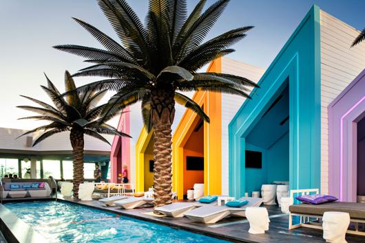 Vondom Furnishes The Matisse Beach Club In Australia