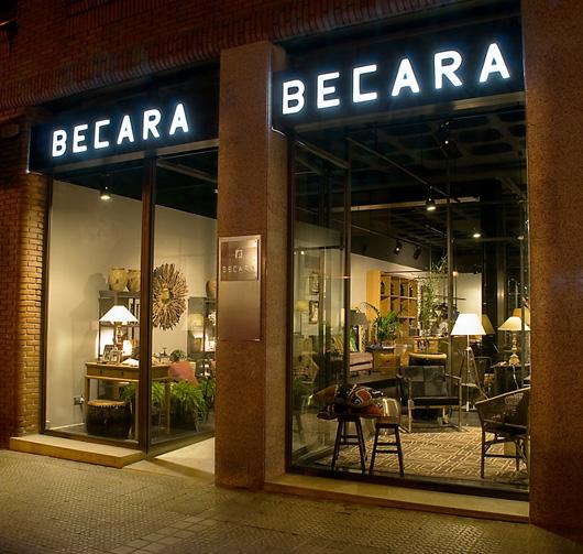 Becara abre una nueva tienda en Bilbao
