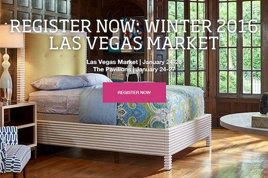 Online Registration Is Open For Winter 2016 Las Vegas Market News Infurma Online Magazine Of