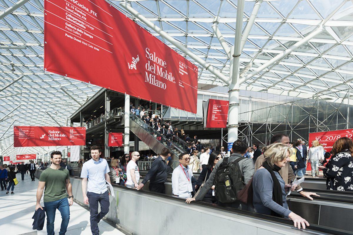 Informe final Salone del Mobile.Milano 2018: grandes multitudes y crecimiento empresarial con más de 434.000 visitantes y 1.841 expositores