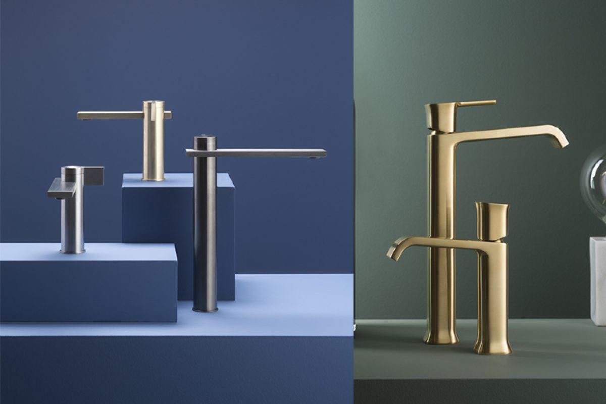 Anticipo Salone del Mobile.Milano: Ritmonio presenta dos nuevas series: DOT316 y TAORMINA. Sencillez y elegancia para el baño del futuro
