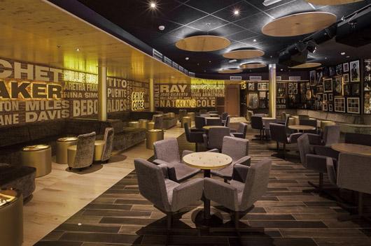 Oscar vidal dise a en tono jazz neoyorquino el riviera for Designhotel jaz