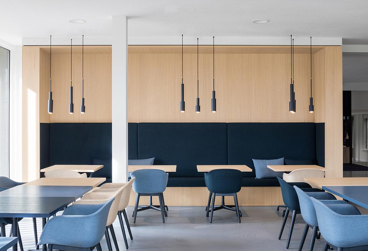 I29 interior architects proyecta las nuevas oficinas de for Oficina del consumidor burgos
