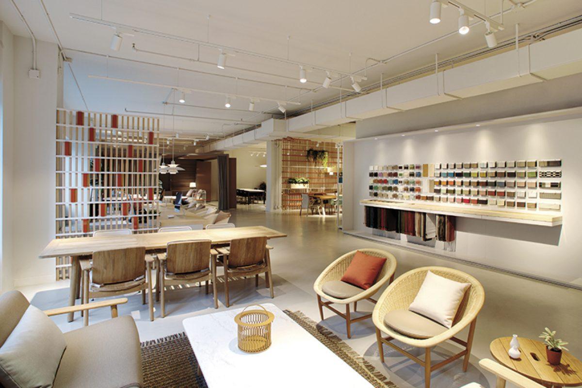 Kettal abre showroom en New York. 600m2 en pleno Manhattan con marcado acento mediterráneo
