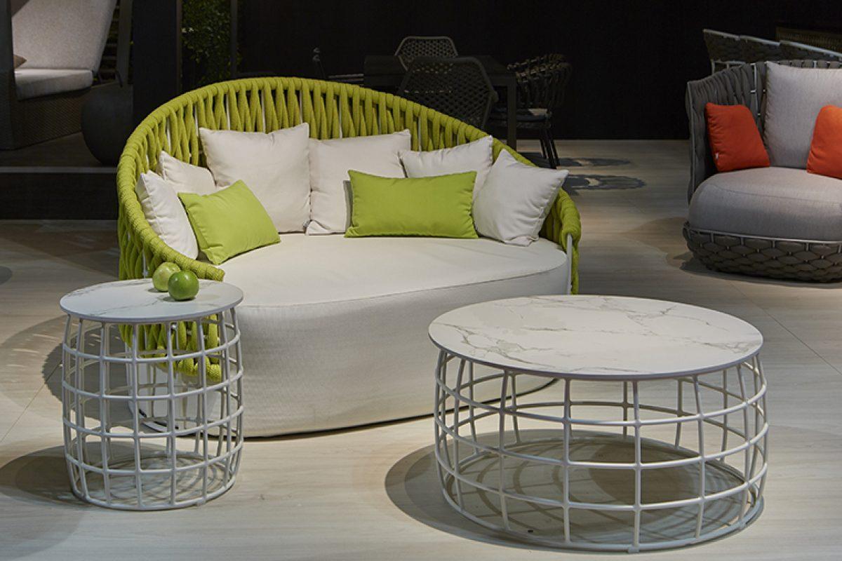 Dekton® by Cosentino y Skyline Design unidos por el diseño. Innovación y calidad en mobiliario exterior
