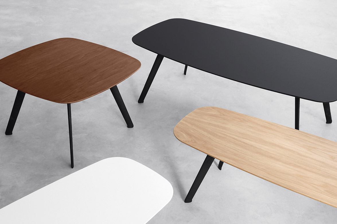Stua Presents The New Solapa Tables Collection A Playful