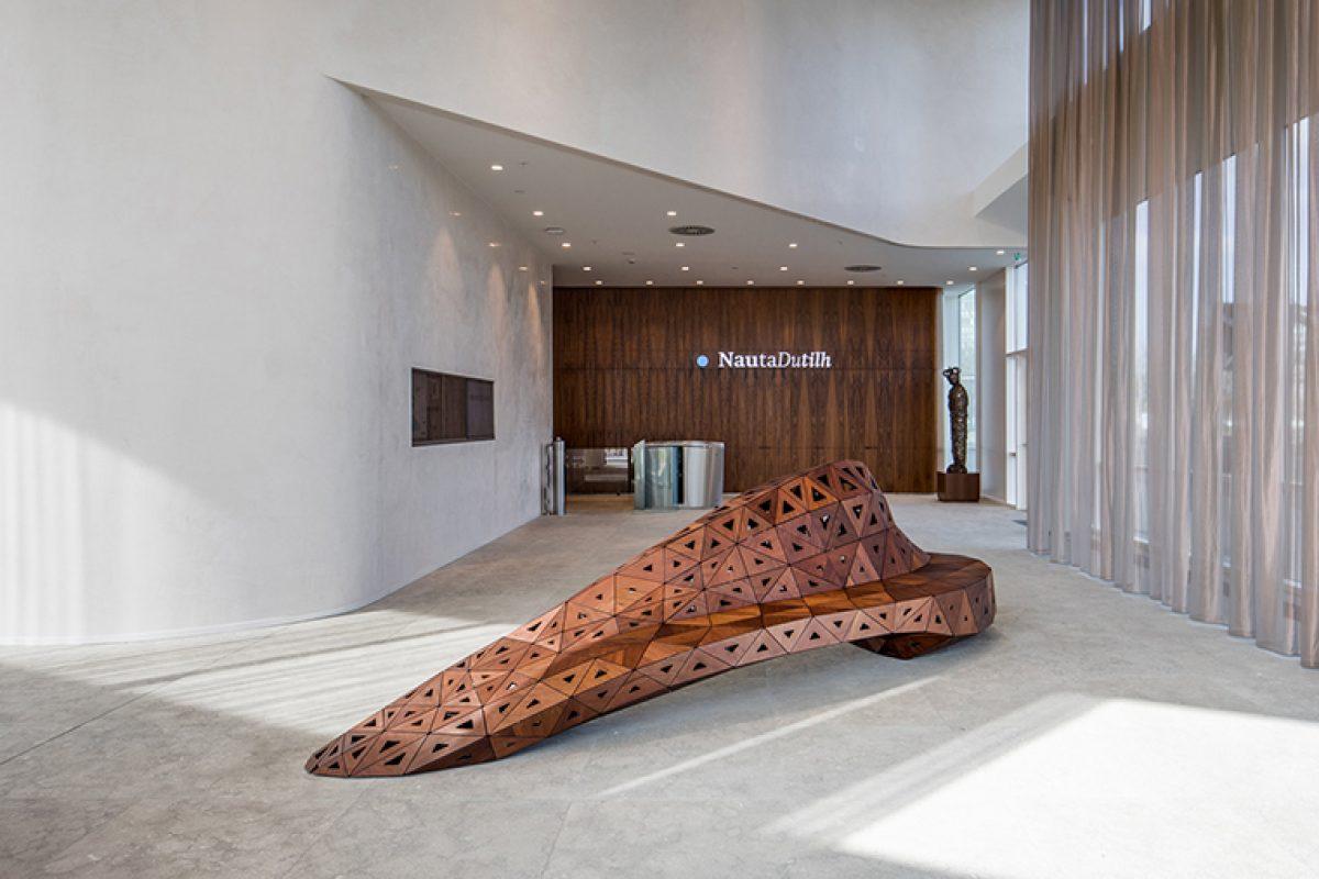 Casper Schwarz Architects diseña las nuevas oficinas de NautaDutilh en Amsterdam. Un centro neurálgico amigable fuera de cualquier convencionalismo