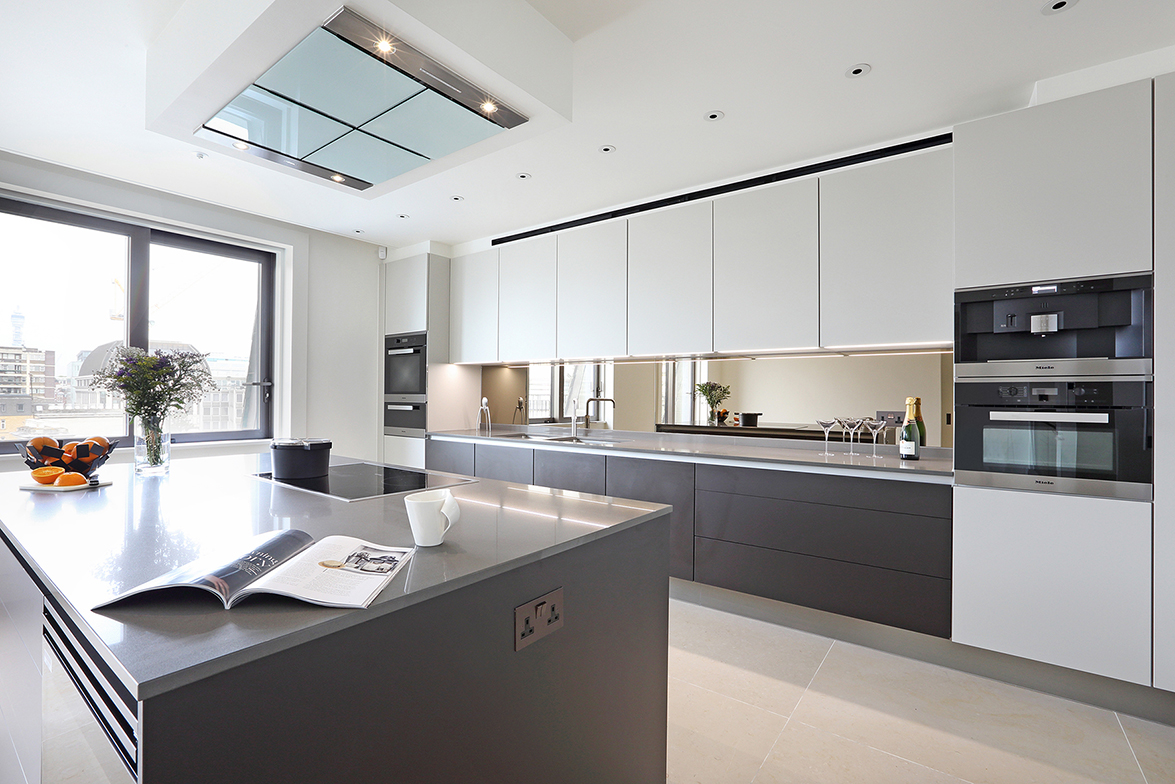 Case Studies Poggenpohl Kitchens For The Luxury Property