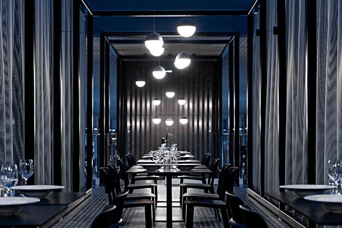 Casos Prácticos: El estudio SHH diseña el Restuarante The Bridge en Londres con mobiliario de MaxDesign