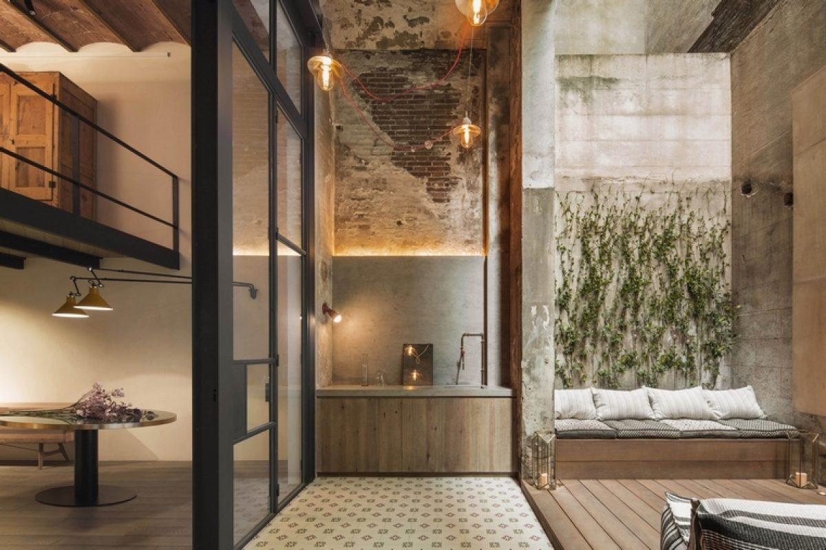 Las terrazas urbanas del estudio Meritxell Ribé -The Room Studio: una atmósfera relajada y acogedora dentro de la ciudad