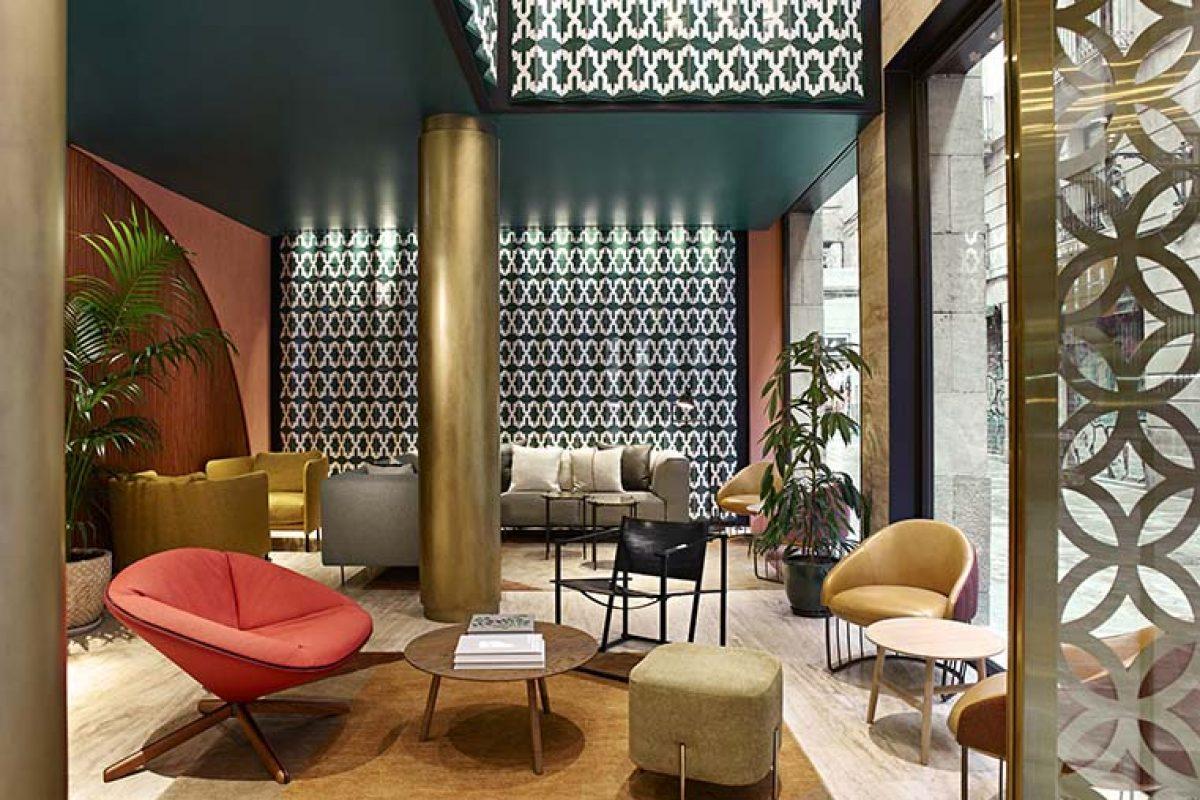El Equipo Creativo diseña el Café Got, una rotula entre la ciudad de Barcelona y el Hotel Kimpton Vividora