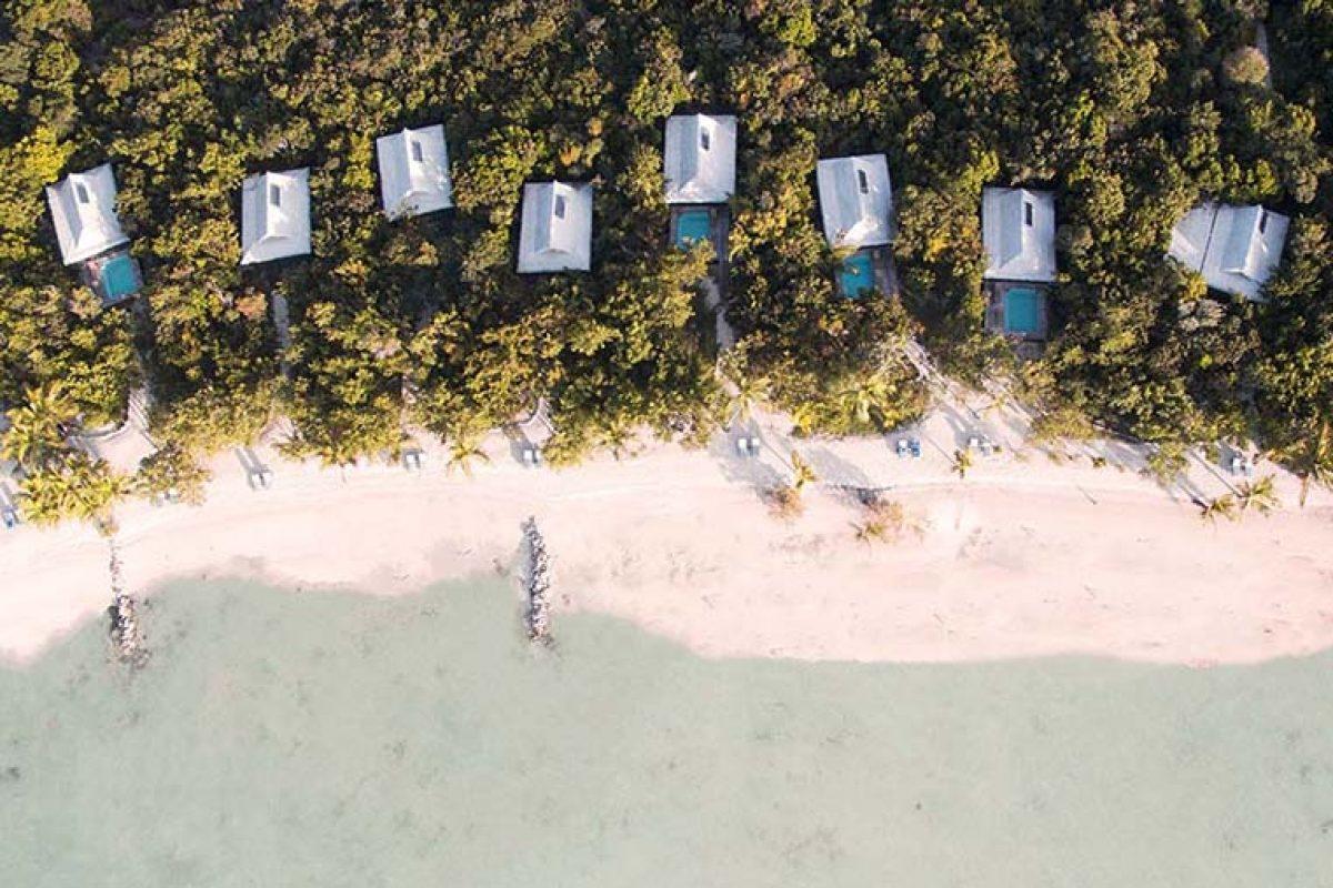 El eco-hotel Tiamo Resorts en Las Bahamas se incorpora a la cadena Relais & Châteaux. ¿Quieres conocerlo por dentro?