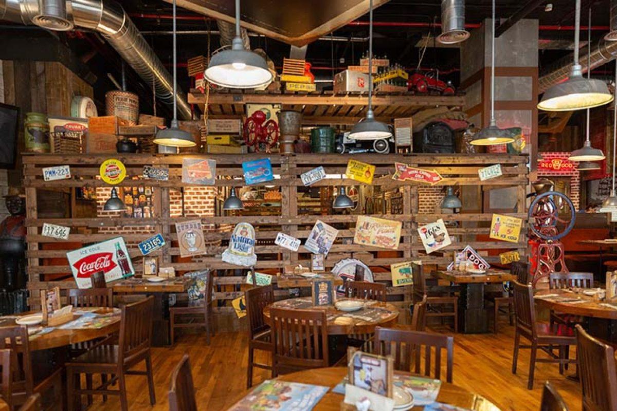 4Retail finaliza la construcción de un nuevo restaurante de la cadena Ribs al más puro estilo americano