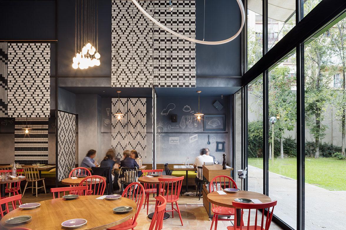 Award winning studio el equipo creativo designed the for Bellavista jardin del norte