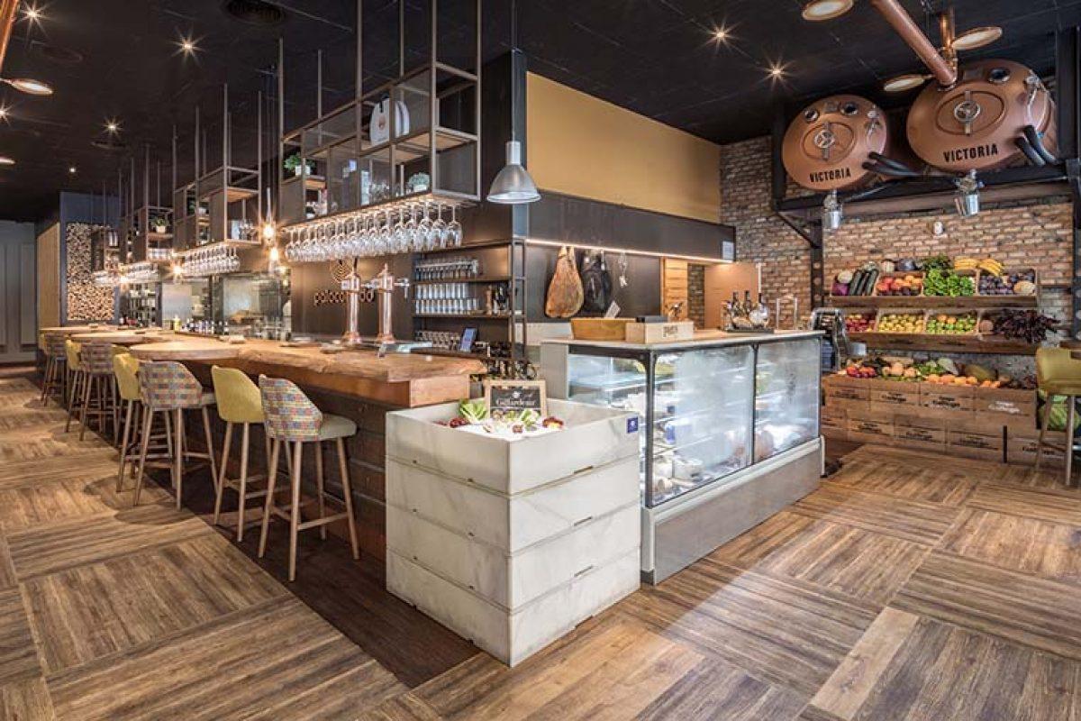 Los German Design Award 2020 premian a Paco Lago Interiorismo por el proyecto del restaurante Palocortado