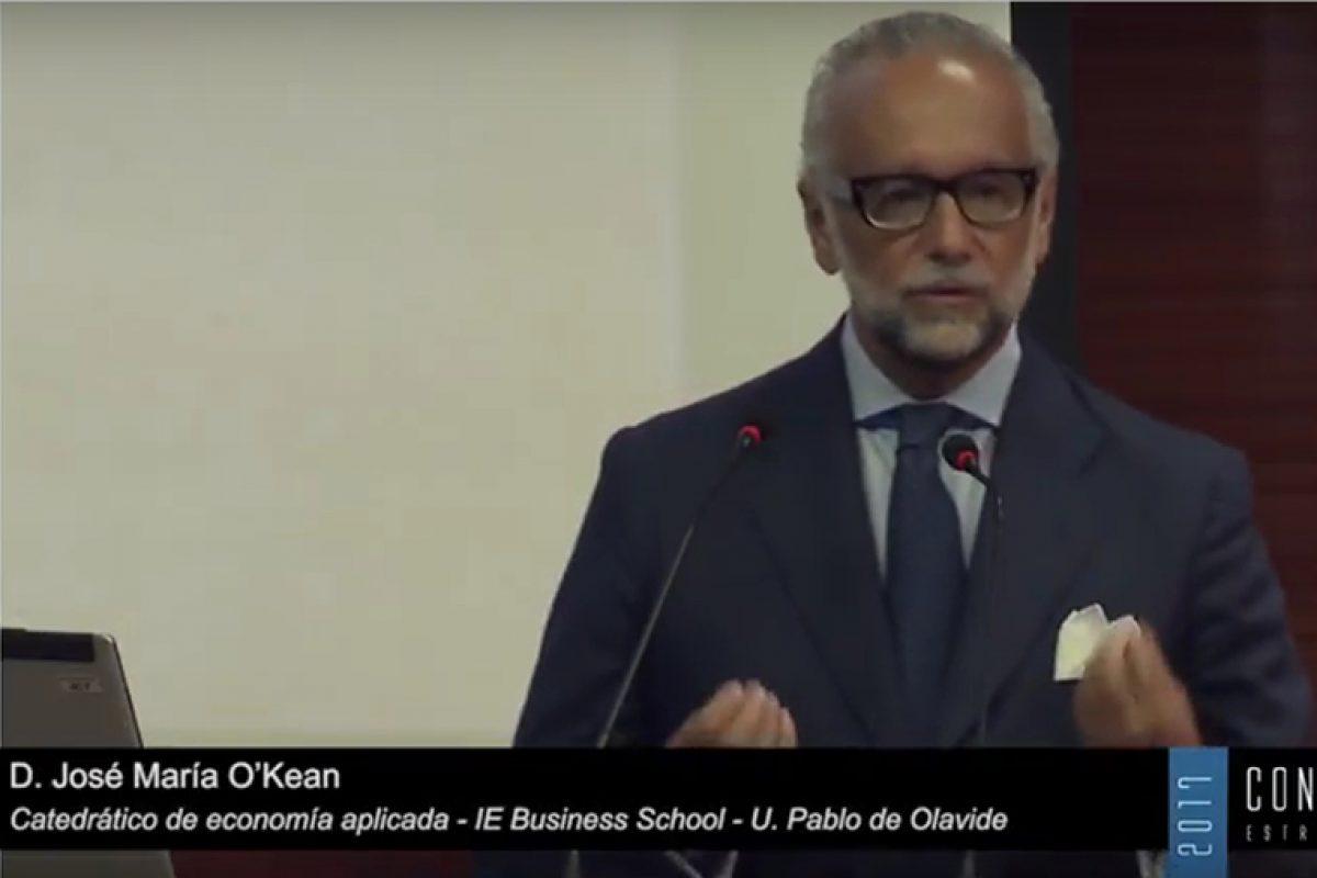 """""""Vosotros nos habéis sacado de la crisis"""",- José María O'Kean ofrecerá la ponencia inaugural del Congreso Hábitat 2018"""