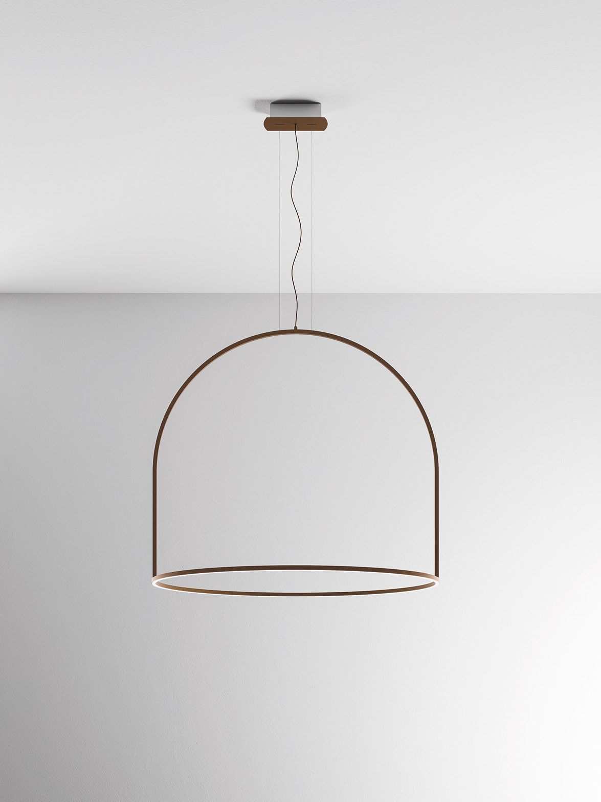 U Light By Timo Ripatti For Axo Light Rings Of Light In