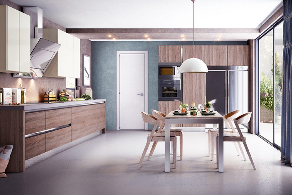 Expertos de la Asociación de Mobiliario de Cocina revelan cinco claves para reformar la cocina en vacaciones