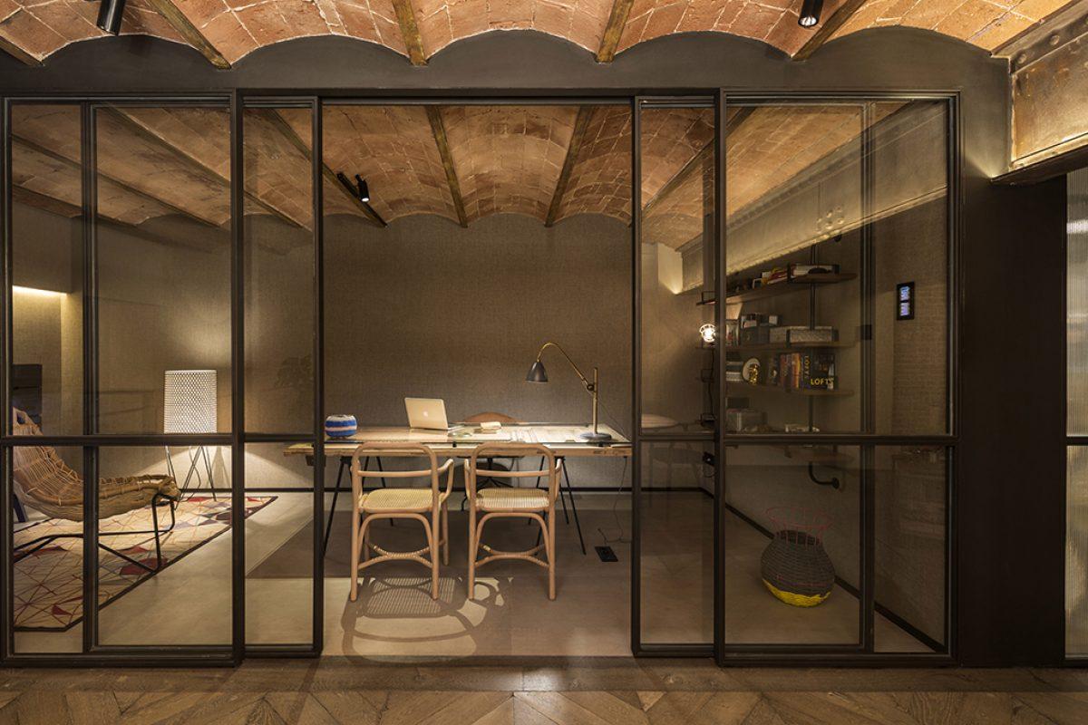 El Espai Paris de Meritxell Ribé – The Room Studio gana el concurso de diseño Neolith 2017 en la categoría «My Neolith Project»