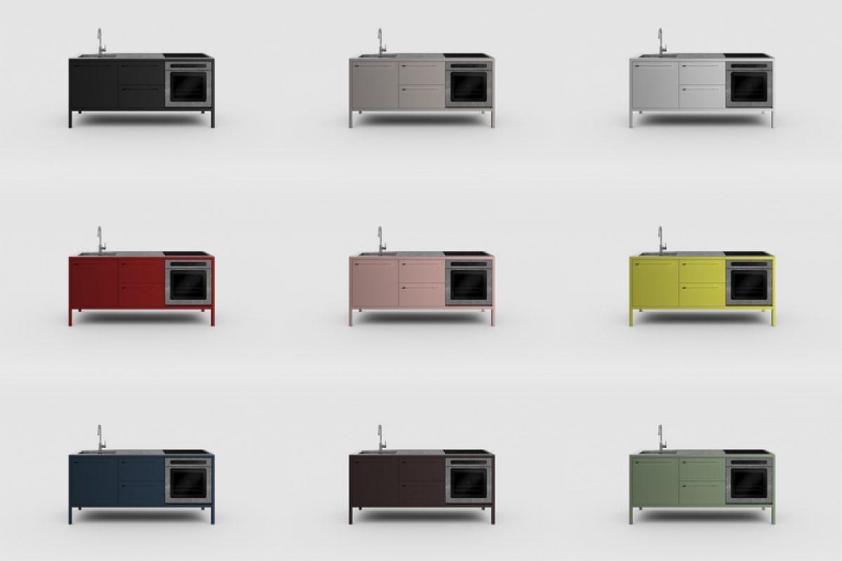 Anticipo Milan Design Week 2018: Se demuestra que el metal puede ser elegante en la colección FRAME diseñada por Salvatore Indriolo para Fantin