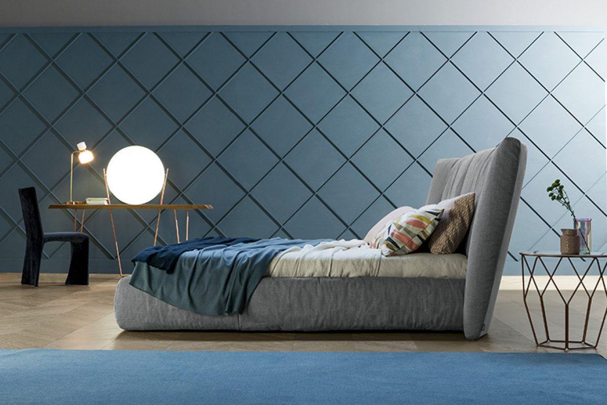 Las nuevas camas de Bonaldo diseñadas por Mauro Lipparini. Visualmente imponentes, elegantes y confortables