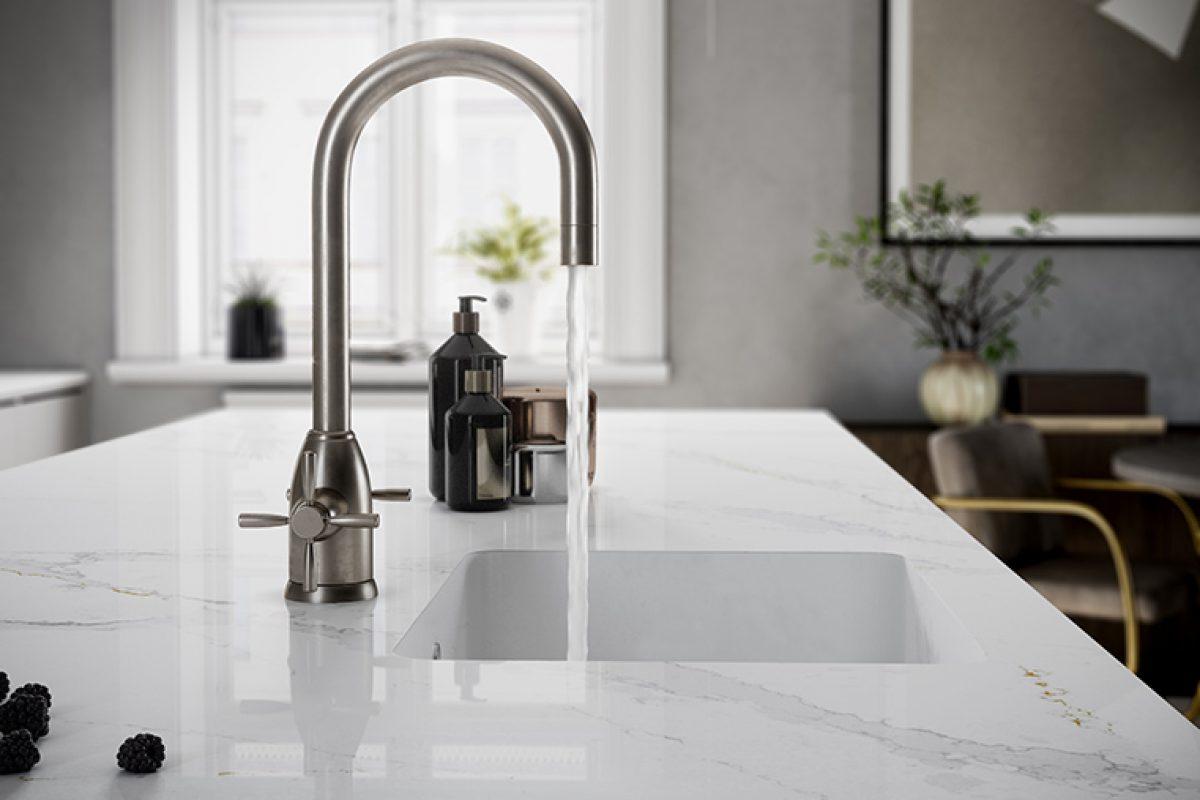 Fregadero Integrity Q de Silestone®, para los que buscan en los elementos y detalles ese aliado para crear una cocina única