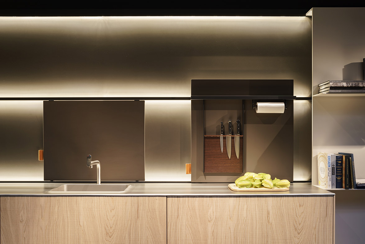 Bulthaup b3 milan 2016 the kitchen designed to create for New style kitchen 2016