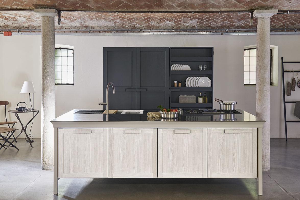 Metalwood by Studio Benedini Associati for Key Cucine. Kitchens of ...