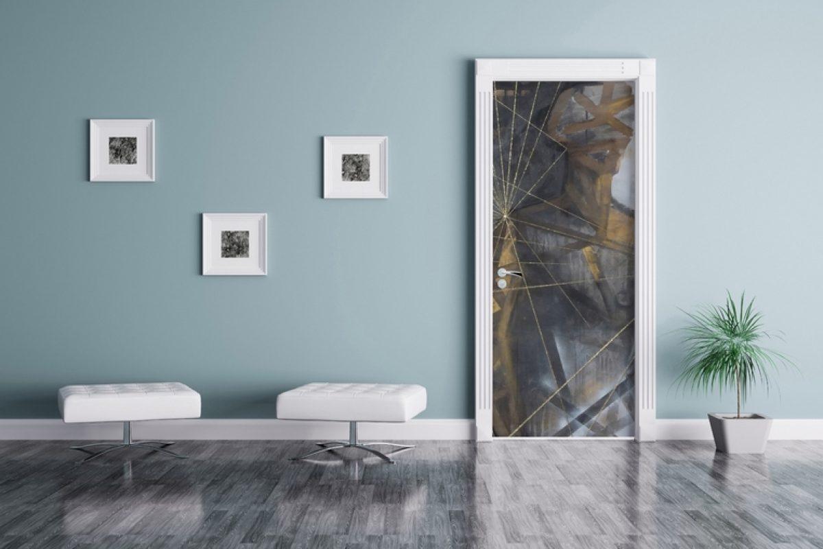 Adorna tus puertas con estilo y originalidad con la nueva colección de papeles pintados DOORPAPER por Instabilelab