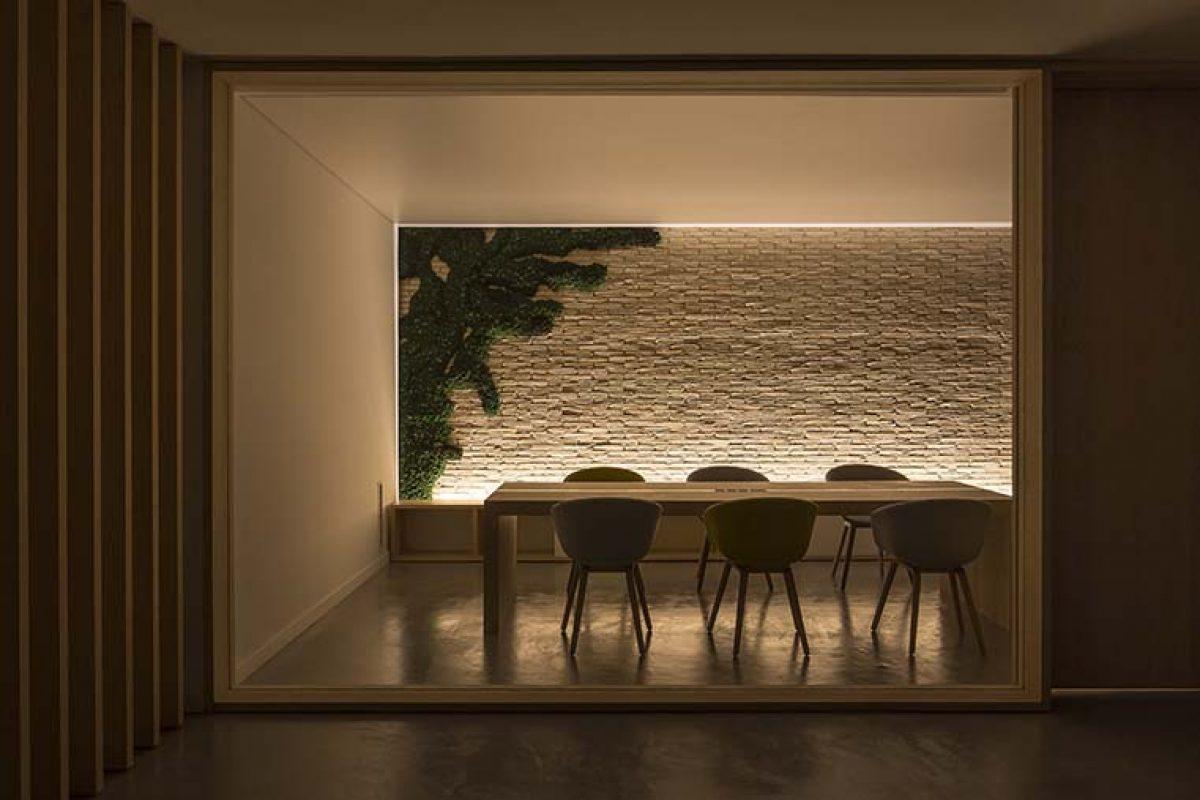 Nonna Design reinventa el concepto de oficina