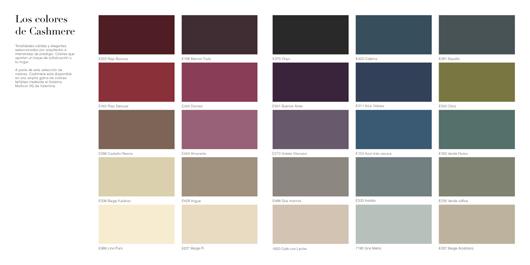 Catalogo de colores para interiores imagui for Catalogo de pinturas de interior
