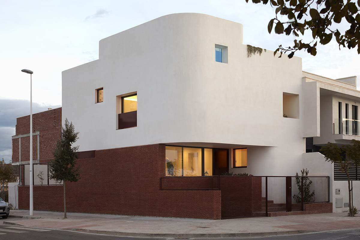 Proyecto de Arquitectura y Diseño de interiores de la Casa AA, por Horma Estudio