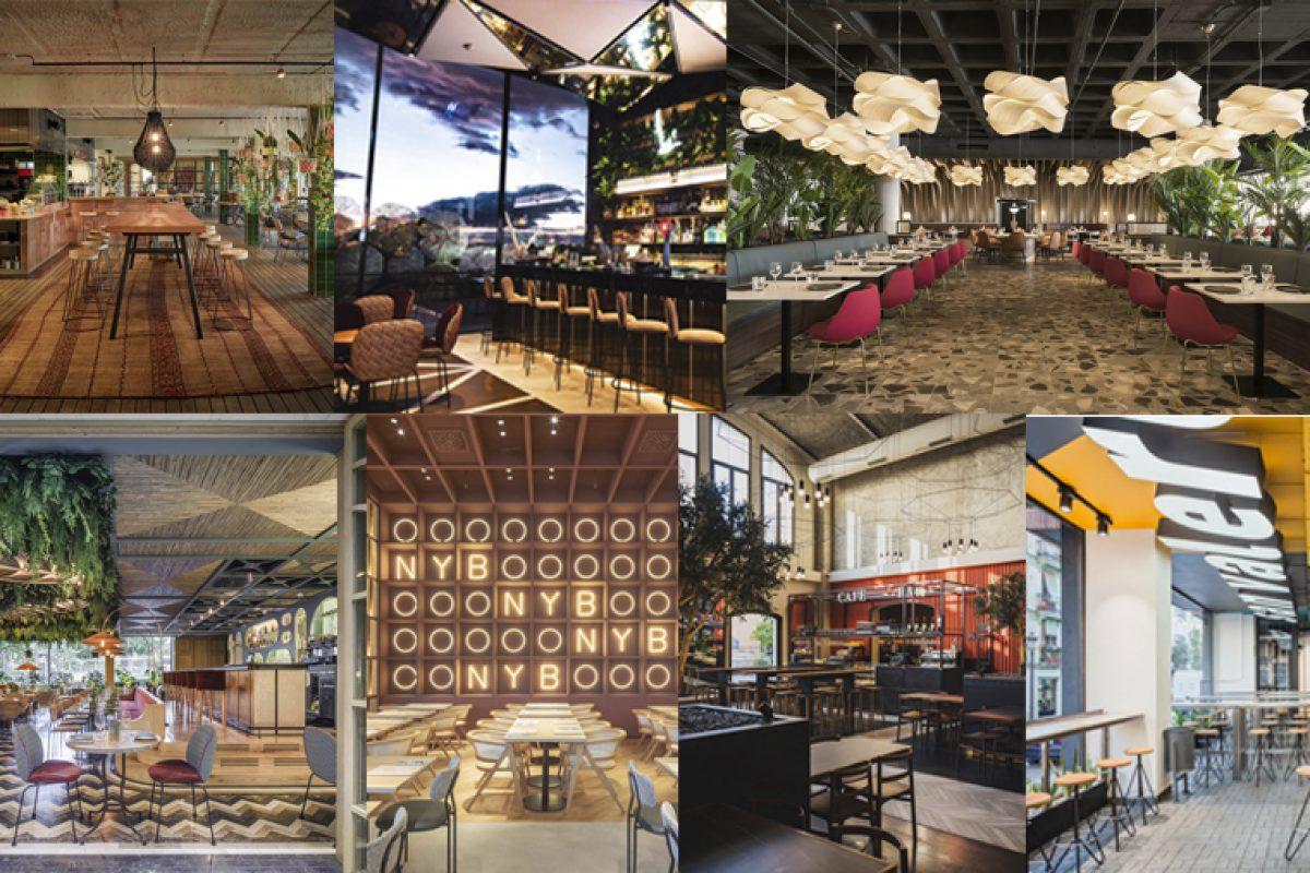Los restaurantes y bares españoles mejor diseñados en 2018/2019