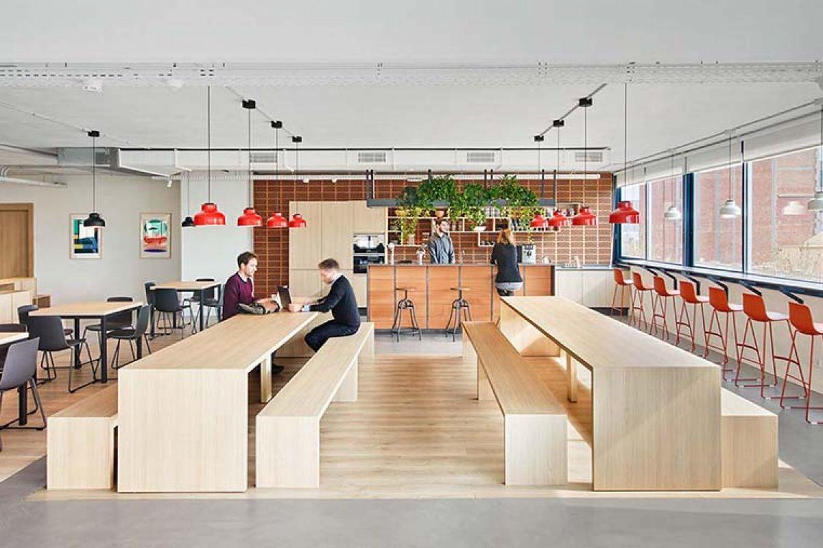 StartupHub en 22@ por elastiko architects