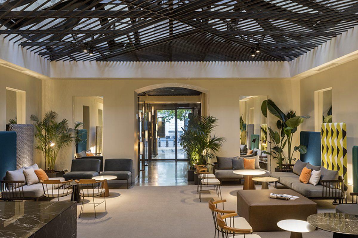 Tarruella Trenchs Studio recupera la sofisticación de un palacete de la Calle Serrano para el Hotel Icon Embassy by Petit Palace