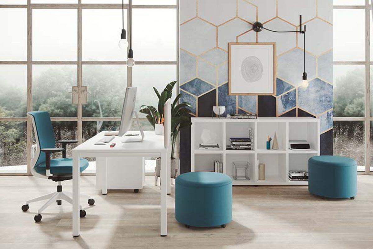 Los expertos advierten de que el mobiliario para el Home Office debe cumplir los mismos requisitos de seguridad y salud que en la oficina