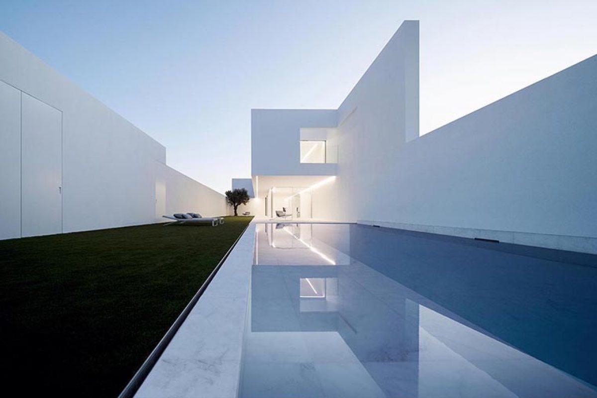 Pati Blau, la alquería contemporánea de Fran Silvestre Arquitectos